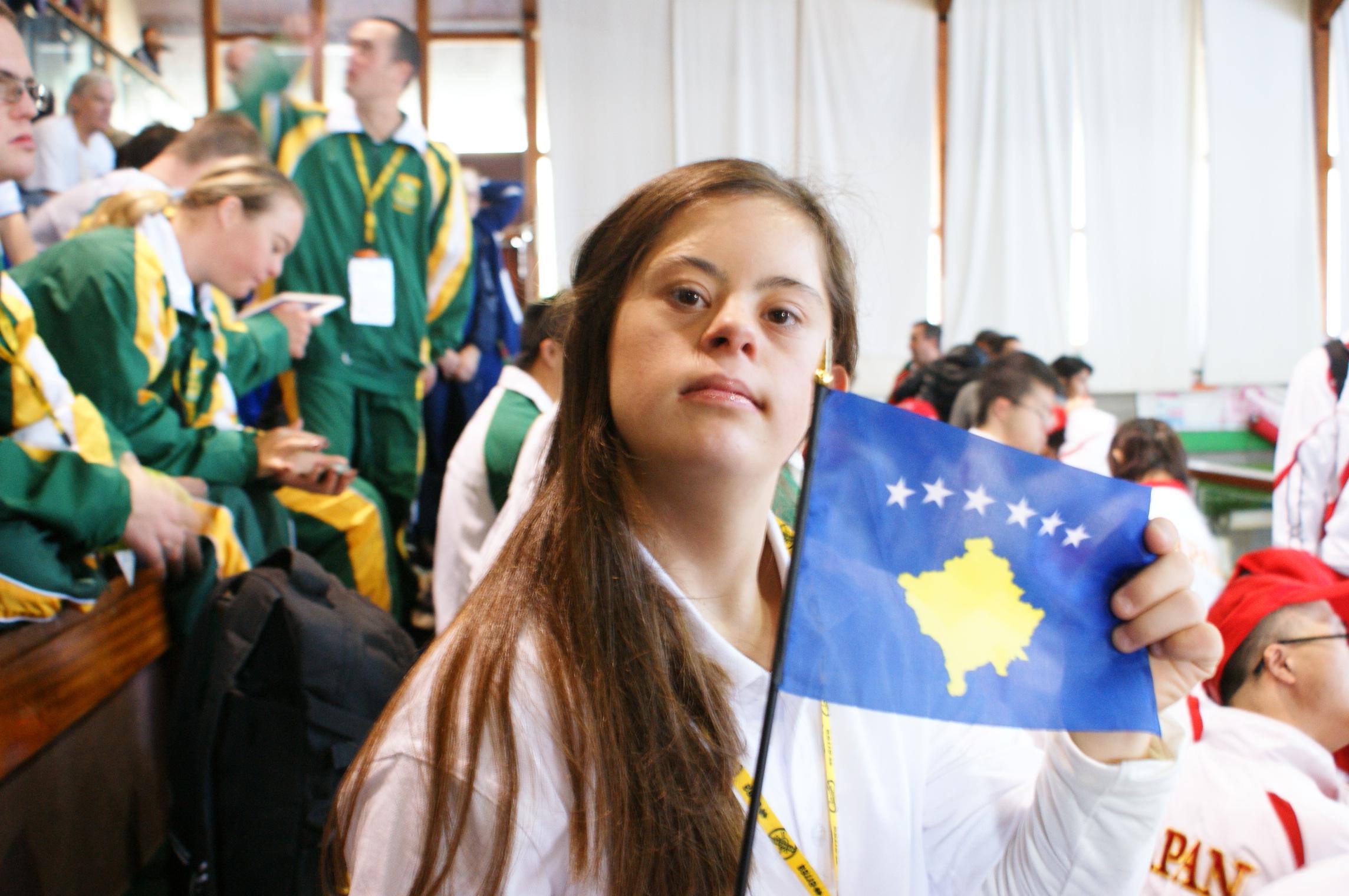 Pjesëmarrja e Medina Surdullit në Kampionatin e 2-të Europian në disiplinen e notit